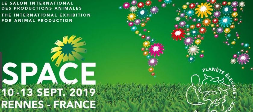 Salon SPACE 2019 (du 10 au 13 septembre 2019 à Rennes)